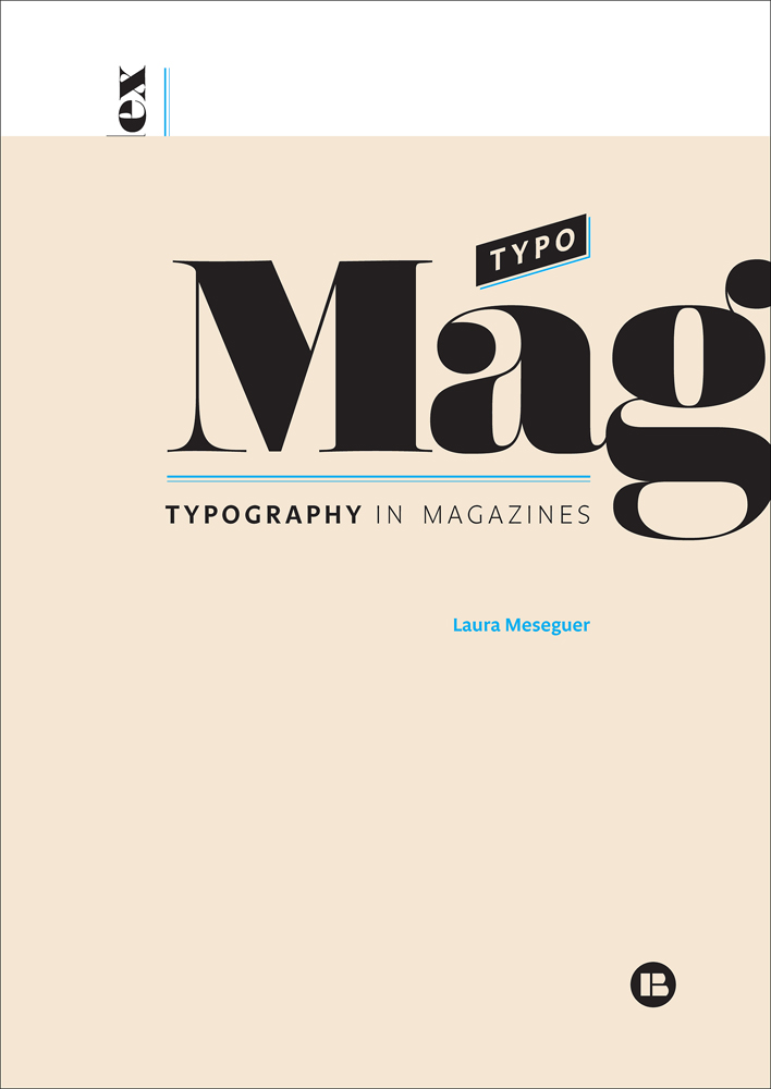 Typomag. Typography in magazines. Design & Authorship of book